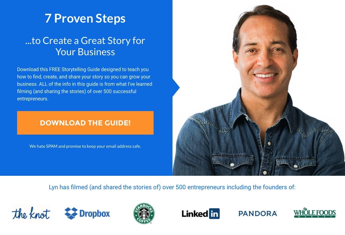 Lyn Graft Storytelling for Entrepreneurs